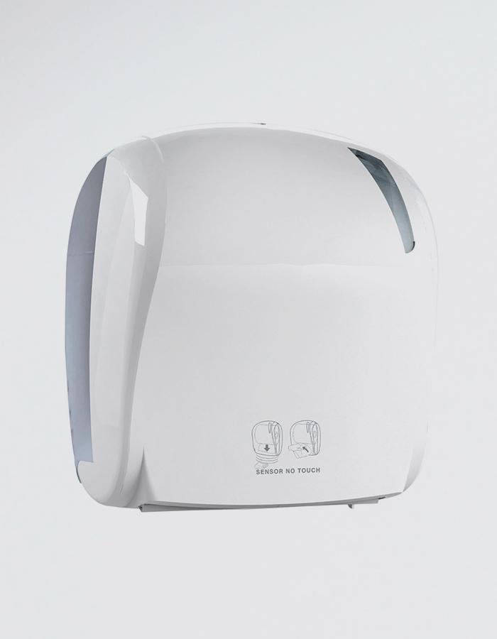 dispenser-skin-elettronico-carta-asciugamani-rotolo